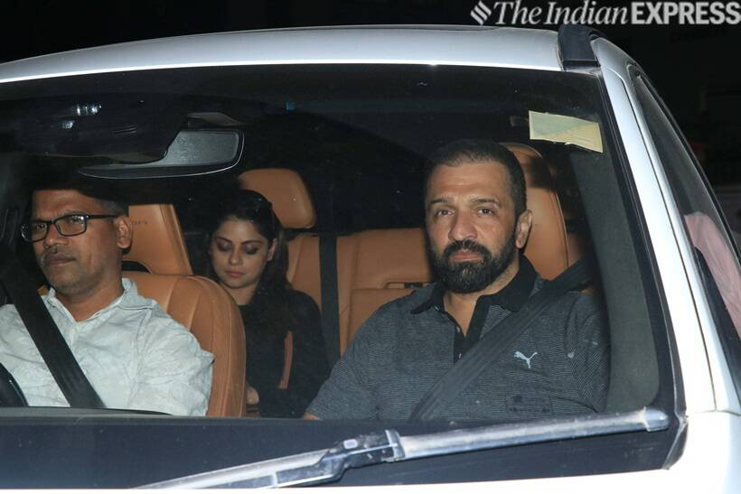 Atul Kasbekar at Gully Boy screening