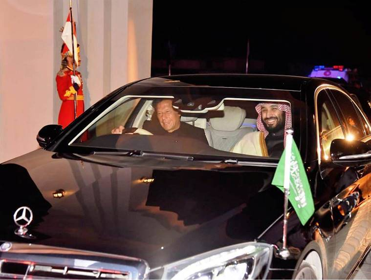 Saudi Crown Prince conferred with highest Pakistan civilan award, as business dominates MBS' two-day visit