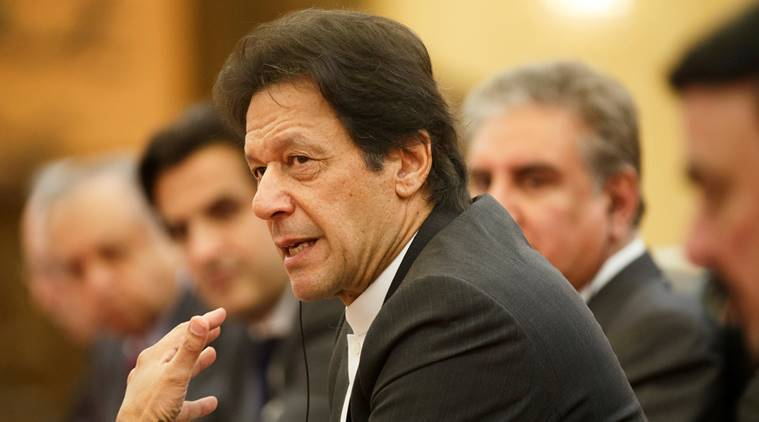Imran Khan calls New Zealand PM; condemns terror attack on Christchurch mosques