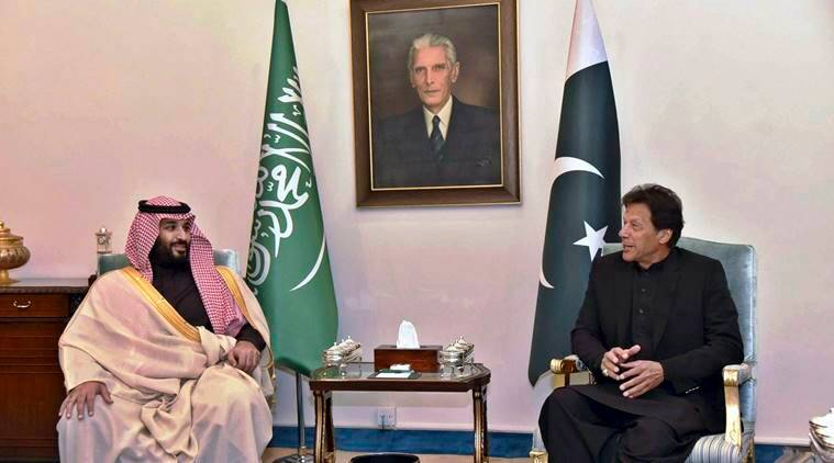 Saudi Arabia Signs Deals To Invest 20 Billion Dollars In Cash-strapped Pakistan