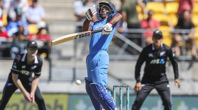 India vs New Zealand 5th ODI Live Cricket Score Streaming: India take on New Zealand. (Source: BlackCaps/Twitter)