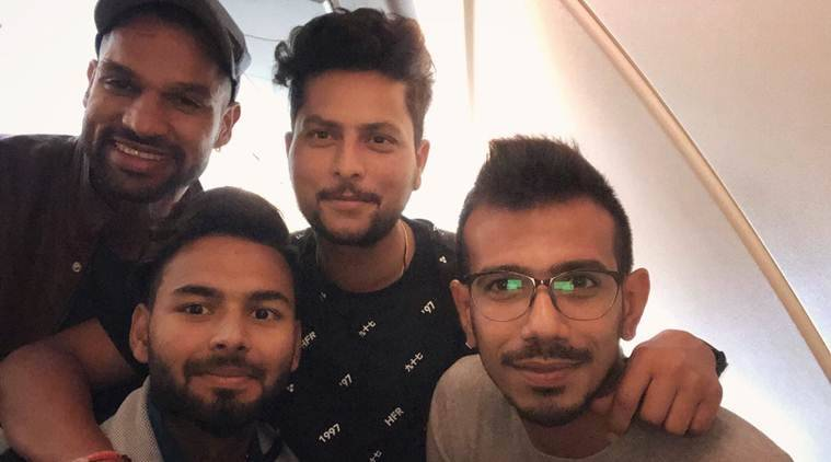 India Cricketers Unwind After Successful Tour Of Australia, New Zealand