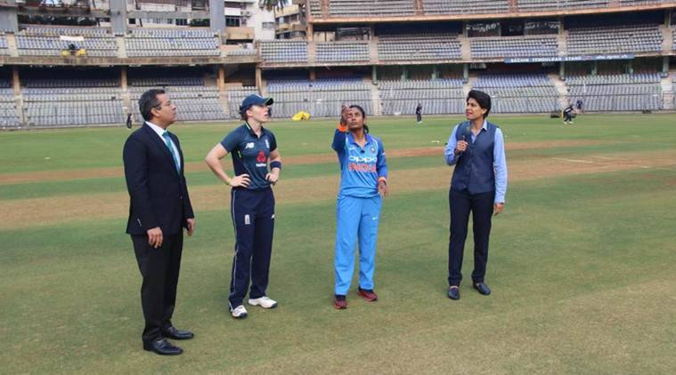 India Vs England Live Cricket Score, Ind Vs Eng 1st Women Odi Live Streaming: India Bring Up 100 With Loss Of Five Wickets