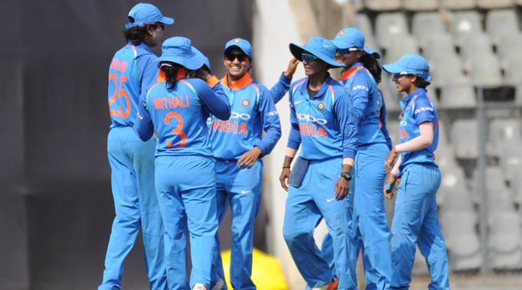 Ind Vs Eng 1st Women Odi: Ekta Bisht Guides India To 66-run Win