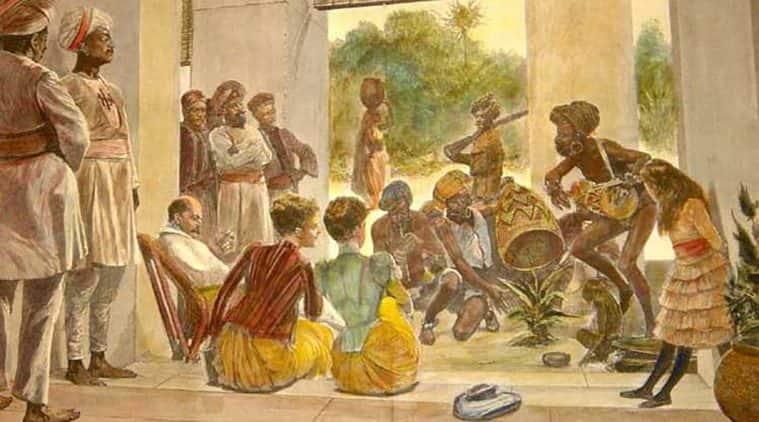 indian jugglers