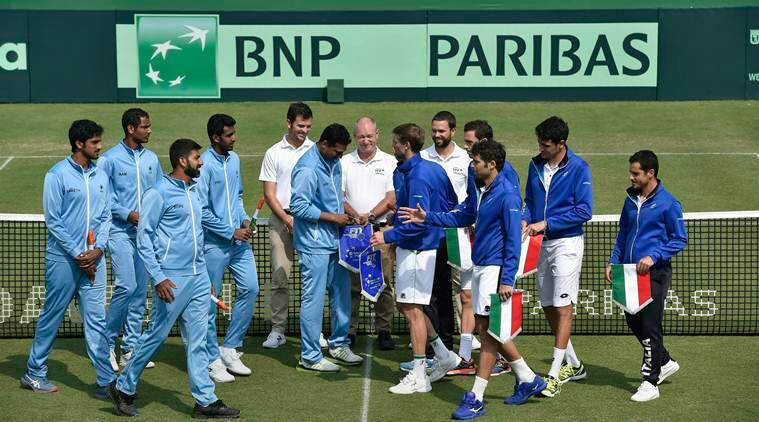 Seppi, Berrettini put Italy in driving seat in India Davis Cup tie
