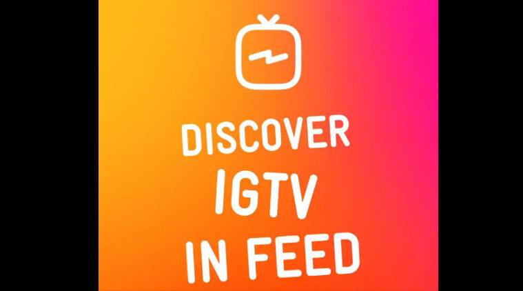 Instagram starts showing IGTV video previews in news feed
