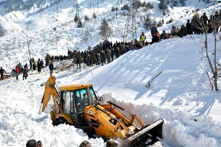 J&K: Rs 5 lakh ex-gratia for avalanche, shooting stones victims' kin