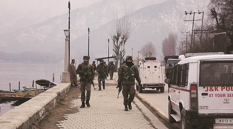 Slain J&K soldier's father set to join BJP at PM Modi rally