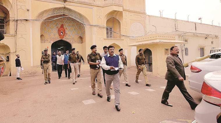 Jaipur Central Jail: Fir Confirms Pakistani Prisoner Died On Spot, Two Officials Suspended