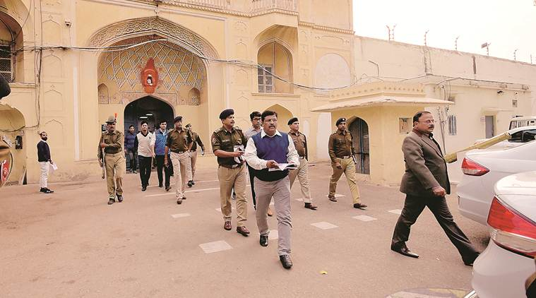 Convict from Pakistan killed in Jaipur Central Jail brawl