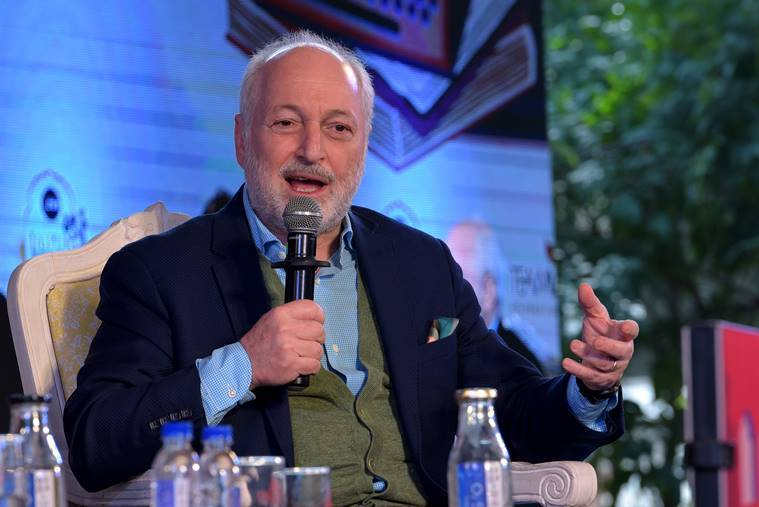 Andre Aciman, Call Me By Your Name, Call Me By Your Name (2017), Zee Jaipur Literature Festival