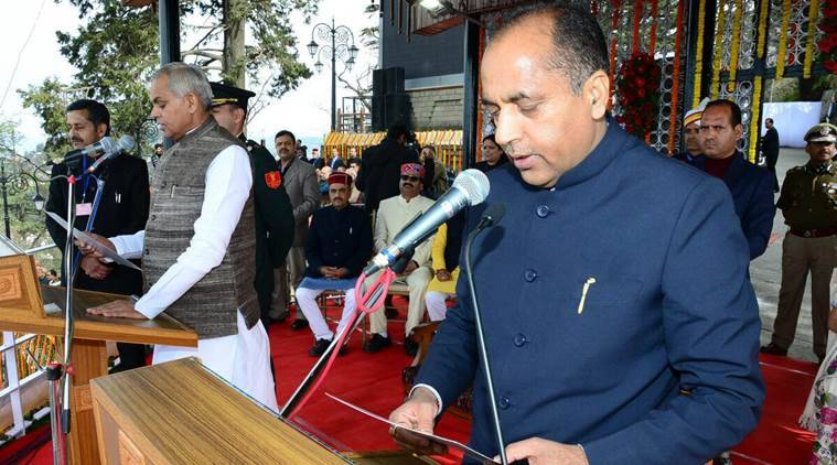 No. Of Vehicles Plying Shimla Roads Increased By A Lakh In Last 14 Years: Cm