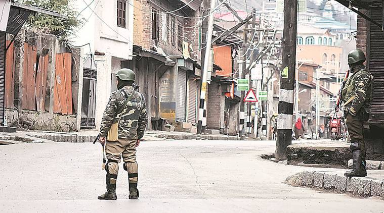 Normal life affected in Kashmir due to strike by separatists against JKLF ban