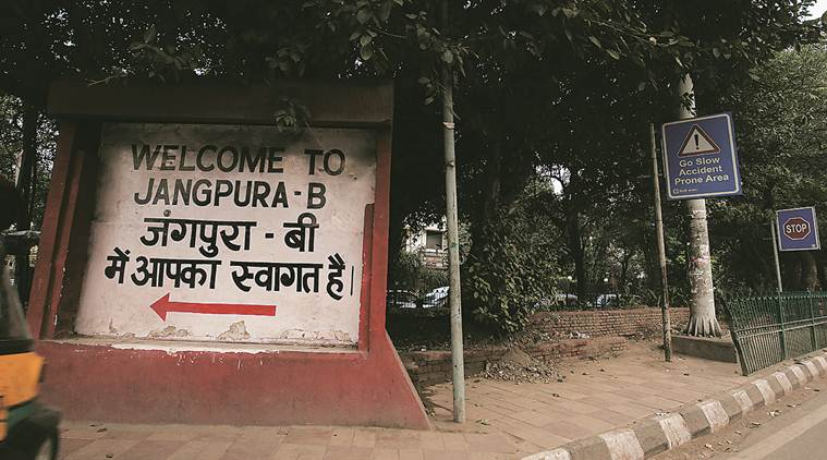 Delhi: How Deputy Commissioner Mr Young gave Jangpura its name