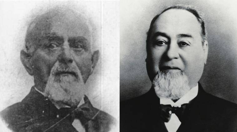 Jacob W Davis and Levi Strauss