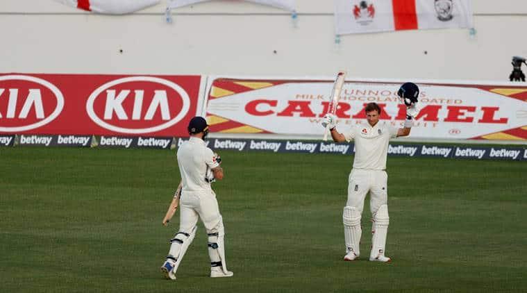 JoeRoot century helps England build huge lead against West Indies