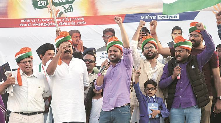 Modi Telling People One Lie After Other To Become Pm Again: Kanhaiya In Rajkot