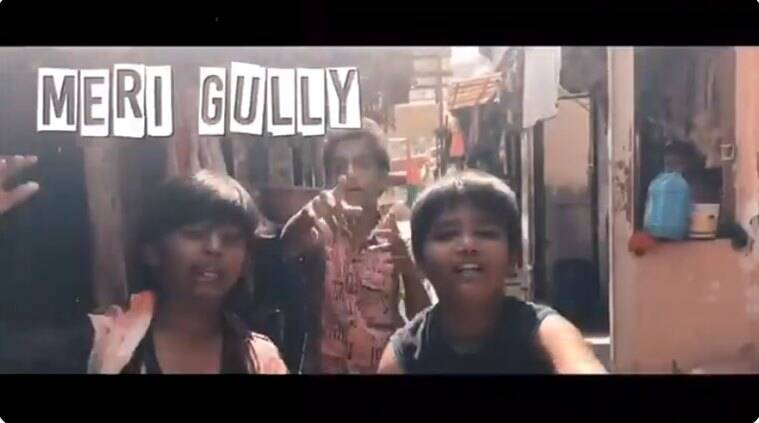 gully boy, gully boy rap challenge, ranveer singh, kanhu gully boy challenge, ranveer ko challenge, Mere Pyare Prime Minister , viral news, etertainment news, indian express