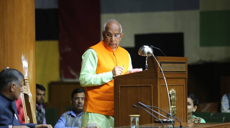 Tripura Governor Claims Successful Implementation Of Pm Modi's Hira Model Of Development