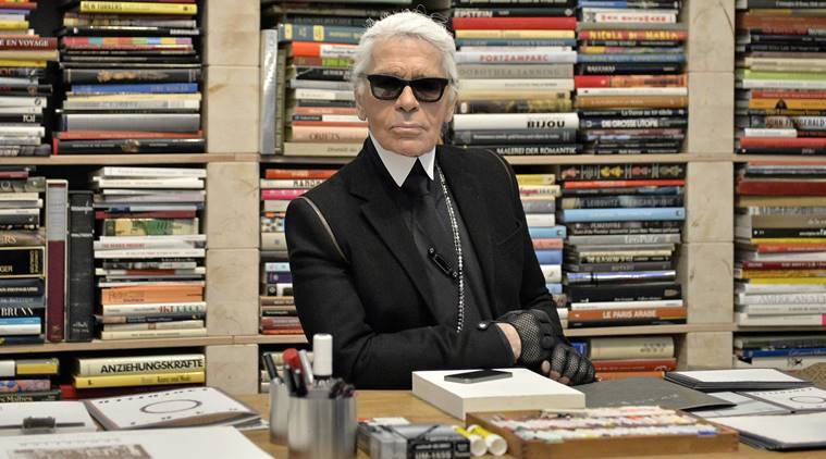 fashion designer Karl Lagerfeld, Karl Lagerfeld, Karl Lagerfeld iconic moments, Karl Lagerfeld career, who is Karl Lagerfeld, Karl Lagerfeld chanel, Karl Lagerfeld fendi, indian express, indian express news
