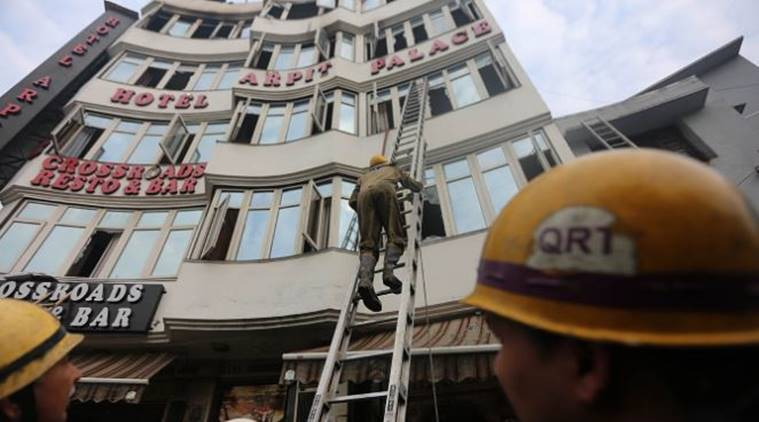Karol Bagh hotel owner got licences with official connivance, probe finds