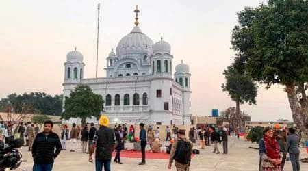 Kartarpur Corridor, Kartarpur Sahib, Kartarpur Corridor opening, Kartarpur Corridor fee, Kartarpur, India on Kartarpur Corridor, Pakistan on Kartarpur Corridor, India news, Indian Express