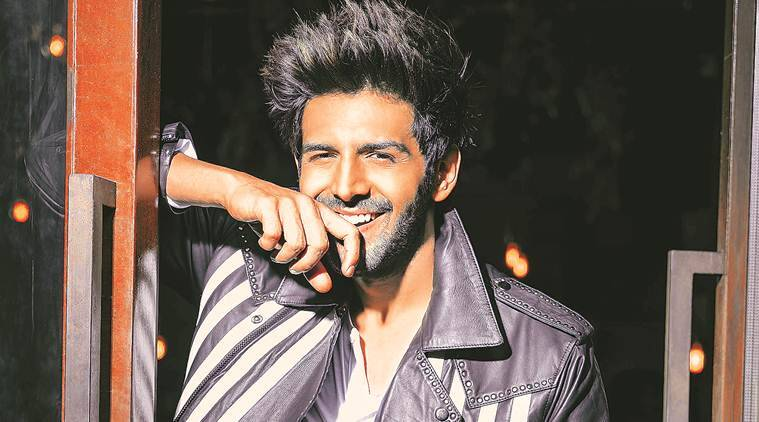 kartik aaryan, actor kartik aaryan, luka chuppi, luka chuppi release, bollywood, sonu ke titu ki sweety, pyaar ka punchnama, mumbai, gwalior, gwalior fort, indian express news