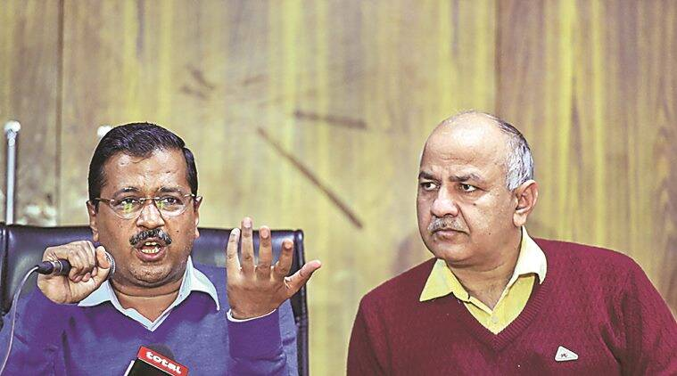 Kejriwal King Of U-turns, Evident By Aap's Entreaties To Congress For Alliance: Bjp