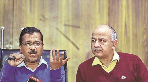Kejriwal king of U-turns, evident by AAP's entreaties to Cong for alliance: BJP