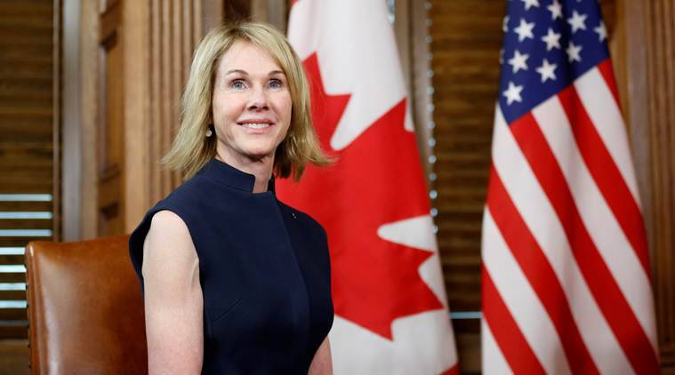 Donald Trump Picks Envoy To Canada Kelly Craft For Un Ambassador