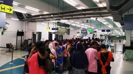 Kochi metro, Kerala, breastfeeding pods, motherhood, lactation, Keralal government, Kochi Metro Rail Corporation, Kerala News, indian express