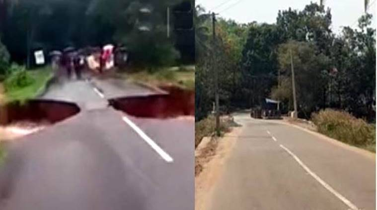 Kerala: Cm Posts Video Of Restored Road Which Became Defining Symbol Of 2018 Floods