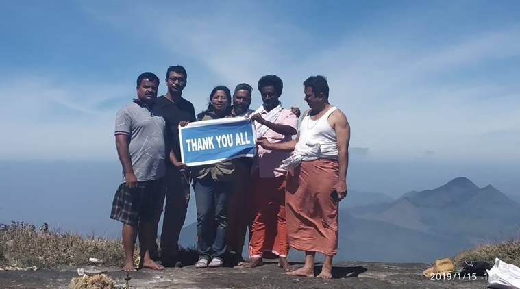 First woman to climb Kerala's Agasthyarkoodam peak: 'Others have to step out of comfort zone, I'm already there'