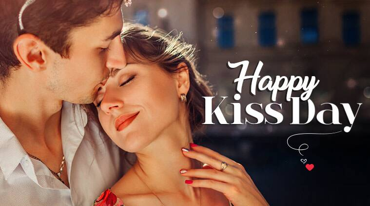 happy kiss day quotes, happy happy kiss day wishes quotes, happy kiss day wallpaper, happy kiss day video,, indian express, indian express news