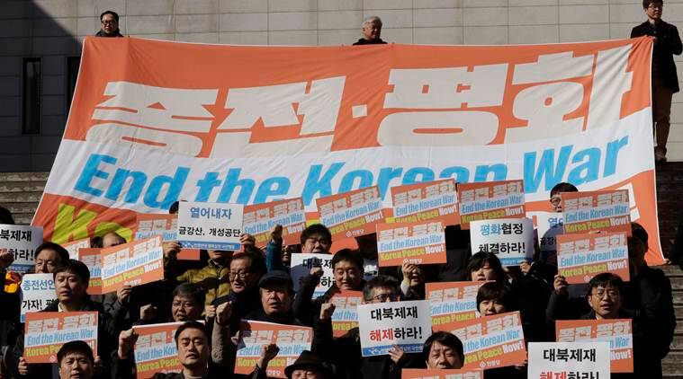 A Korean War peace deal at last? Here's what that might mean