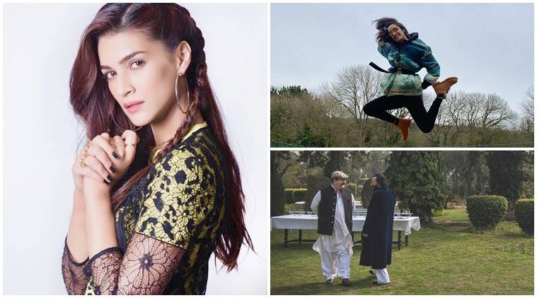 Have you seen these photos of Kriti Sanon, Shraddha Kapoor and Saif Ali Khan?