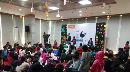 Kukdukoo Lit Fest, lit fest, Kukdukoo Lit Fest 2019, lit fest 2019, Kukdukoo Lit Fest noida, Kukdukoo Lit Fest sessions,indian express, indian express news