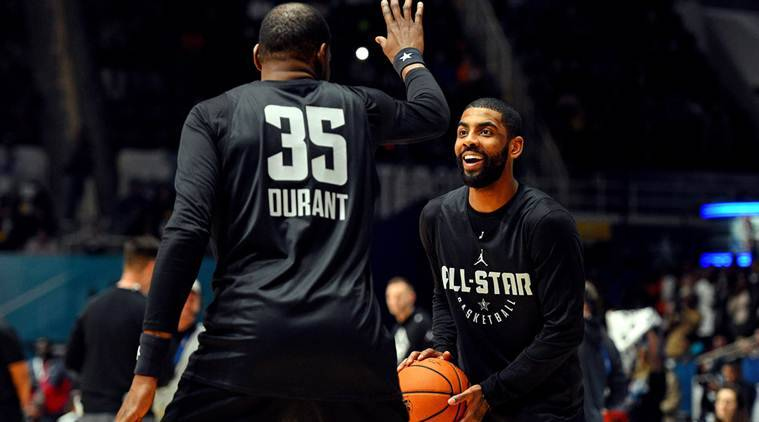 Nba All-star Game: Kyrie Irving Says He Plans To Play