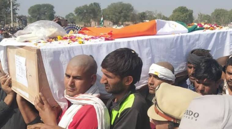 Pulwama Attack: 'his 2-month-old Son Will Never Know His Father Now'