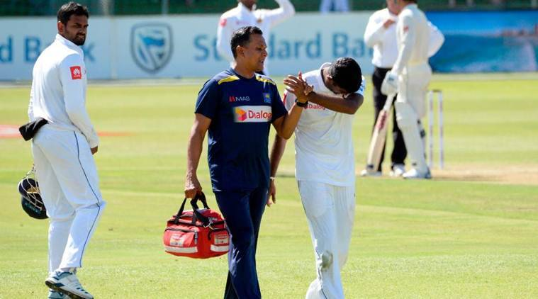 Sri Lanka Spinner Lasith Embuldeniya Ruled Out For Six Weeks After Thumb Injury