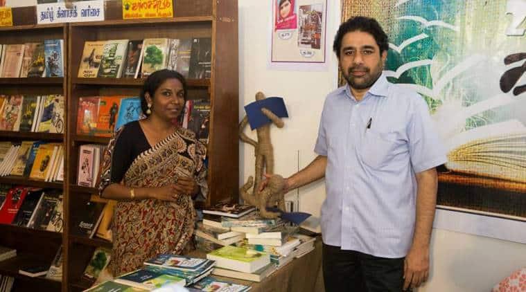 Kalachuvadu, Kannan sundaram, nagercoil based publisher tamil nadu, publishing house, regional publishing house tamil nadu, indian express. indian express news