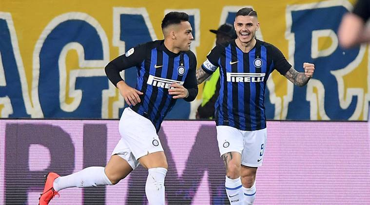 Inter Milan Score First Serie A Goal This Year, Beat Parma 1-0
