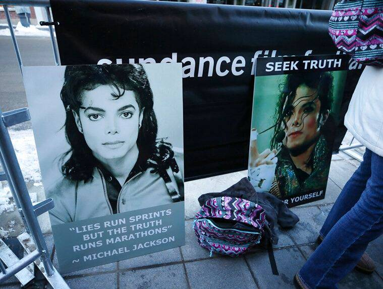 leaving neverland at sundance
