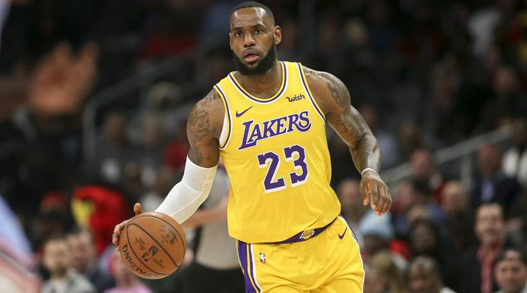 LeBron James top earning NBA player