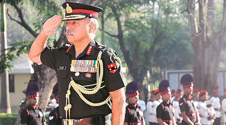 Lieutenant General Depinder Singh Ahuja, chief of staff of southern command, national defence academy, pune news, army news, military, indian express