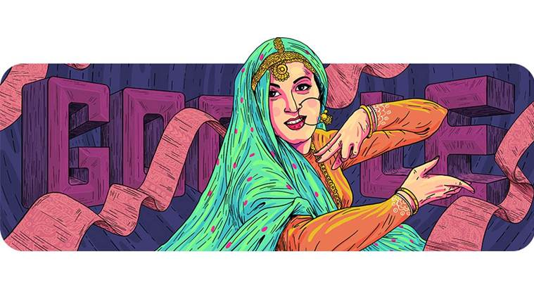 madhubala's 86th birthday: Google celebrates the iconic actor's birthday with doodle