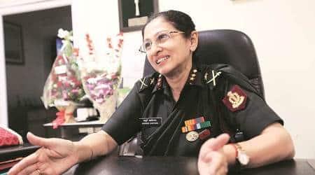 Lt Gen Madhuri Kanitkar named MUHS vice-chancellor