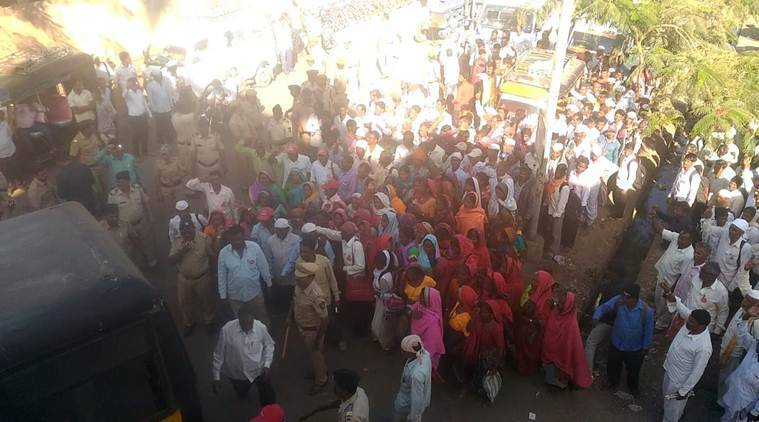 Nashik to Mumbai farmers march: Police detain participants ahead of second 'Long March'