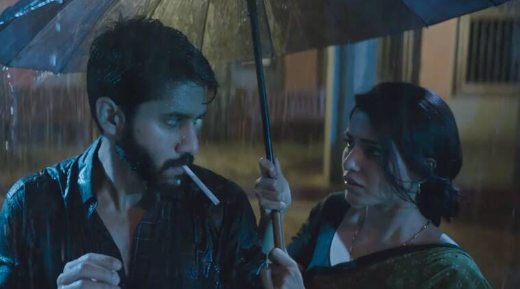 Nagachaitanya and Samantha Akkineni Majili teaser video